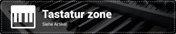 Tastatur zone